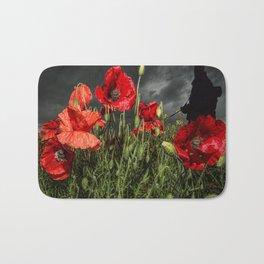 Royal Marine Remembrance Bath Mat