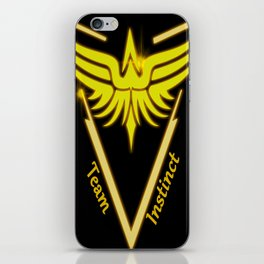 Instinct Team - Show Your Pride iPhone Skin