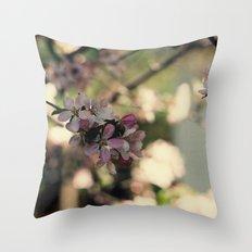 blossum Throw Pillow