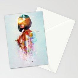 Déjà Vu Stationery Cards