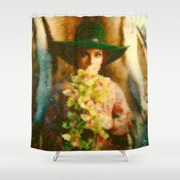 Prana Shower Curtain