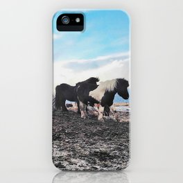 Wild life iPhone Case