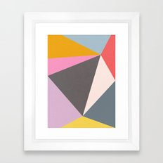 Abstract 09 Framed Art Print