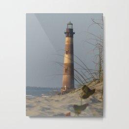 Morris Island SC Metal Print