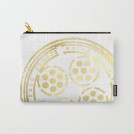 union street: paved in gold Carry-All Pouch