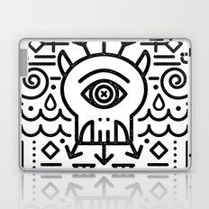 Monster Killer Cult Laptop & iPad Skin