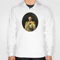 tom hiddleston Hoodies featuring Tom Hiddleston 001 by TheTreasure