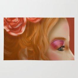 Rococo Rose Rug
