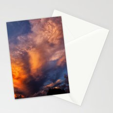 Winged Sunset Stationery Cards