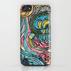 Clamshell Seaweed iPod touch Slim Case