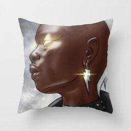 Ororo Throw Pillow