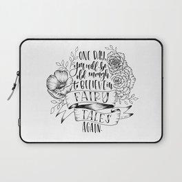 Fairy Tales Laptop Sleeve