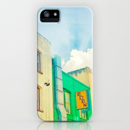 SF Tops 2 iPhone Case