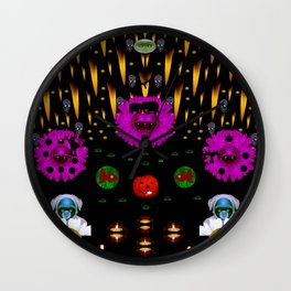 Ohh my pumpkin Wall Clock