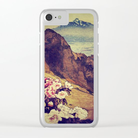 As Dusk Settles in Daiino Clear iPhone Case