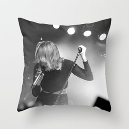 Coeur de Pirate @ The Mod Club (Toronto) Throw Pillow