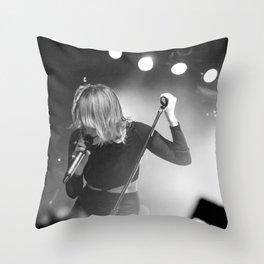 Coeur de Pirate @ The Mod Club (Toronto) Throw Pillow