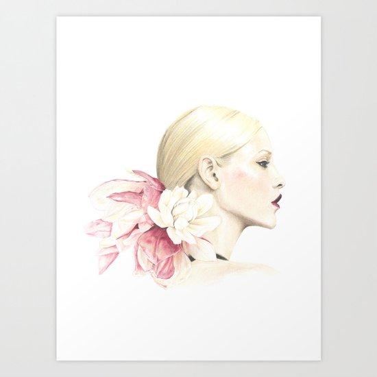 Talauma Art Print