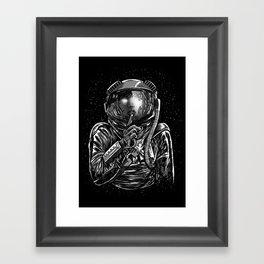Secrets of Space 2017 Framed Art Print