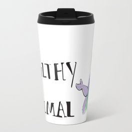 Barney Ya' Filthy Animal  Travel Mug