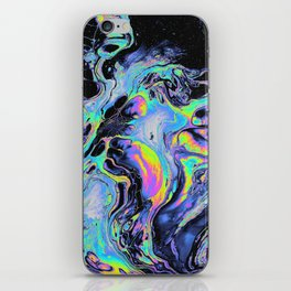 REST MY CHEMISTRY iPhone Skin