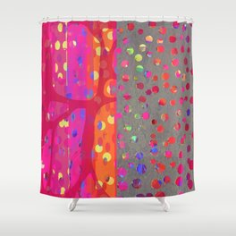 Falling Together (7) Shower Curtain