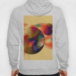 abstract art forms Hoody