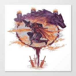Abysswatchers Canvas Print