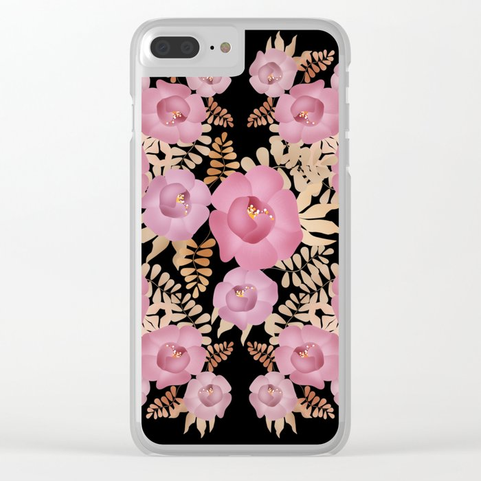 Autumn bouquet. Clear iPhone Case