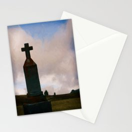 Cross on the Hill Stationery Cards