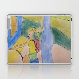 I'm filled with your love II Laptop & iPad Skin