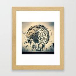 olde worlde... Framed Art Print