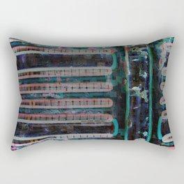 Metric Shelter Rectangular Pillow