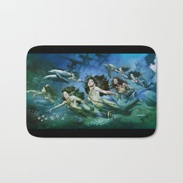Seven Sirens Bath Mat