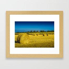 Golden Harvest Framed Art Print