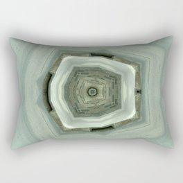 プライバシー保証 - Privacy Guaranteed Rectangular Pillow