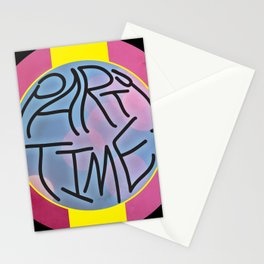 Party Time Stationery Cards