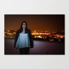 city night Canvas Print