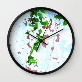 De Vine Wall Clock