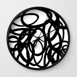 interruption Wall Clock