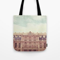 Chateau Versailles Tote Bag