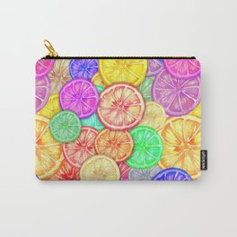 citrus slices Carry-All Pouch