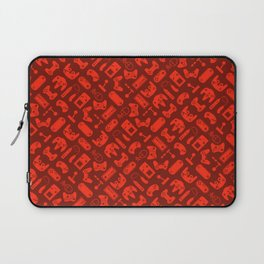 Control Your Game - Tradewinds Tangerine Laptop Sleeve