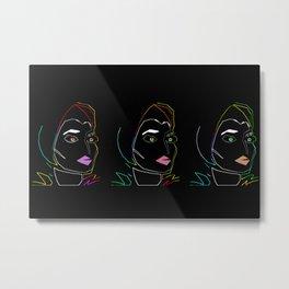 3 Gypsies Metal Print