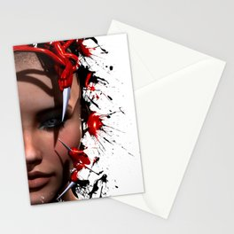 A Mindblowing Moment Stationery Cards