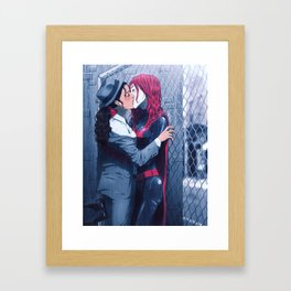 Rekindle Framed Art Print