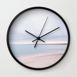 A Day at Sea Wall Clock