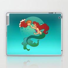 Daughters of Triton Laptop & iPad Skin