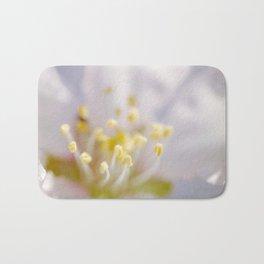 Spring flowers. Dreams. Bokeh Bath Mat