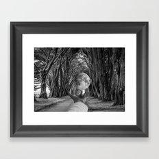 Save it Framed Art Print